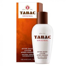 TABAC ORIGINAL AFTER SHAVE LOTION NATURAL SPRAY 100 ML