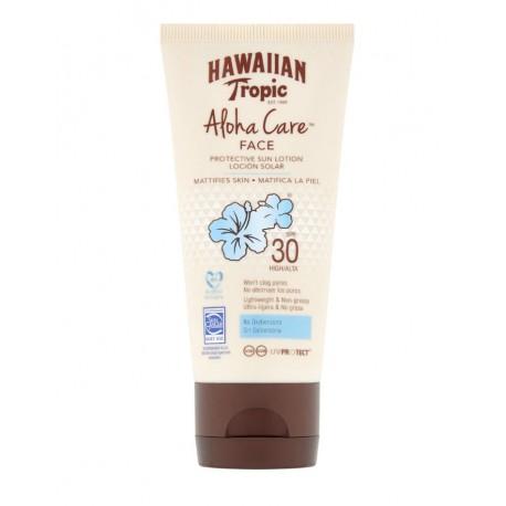 HAWAIIAN TROPIC ALOHA CARE FACE SUN PROTECTION SPF 30 90 ML