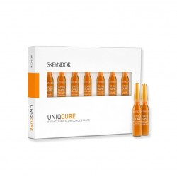SKEYNDOR UNIQCURE BRIGHTENING GLOW CONCENTRATE 7 X 2 ML