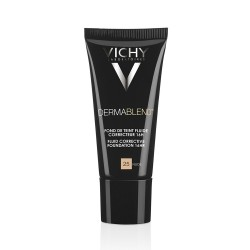 VICHY DERMABLEND FLUID CORRECTIVE FOUNDATION 16H SPF 35 25 NUDE 30 ML