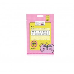 SUGU BEAUTY SPOTLESS T-ZONE BUBBLE SHEET MASK