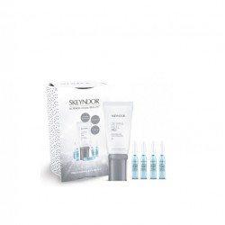 SKEYNDOR RESURFACING PEEL EMULSION 50ML + UNIQCURE INTENSIVE HYDRATING 4X2ML SET REGALO