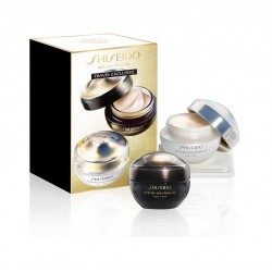SHISEIDO FUTURE SOLUTION TOTAL PROTECTIVE & REGENERATING DAY & NIGHT SET REGALO
