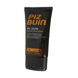 PIZ BUIN IN SUN RADIANT FACE CREAM SPF 6 40 ML