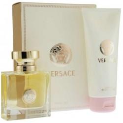 comprar perfumes online VERSACE EDP 50 ML + BODY LOCIÓN 100 ML mujer