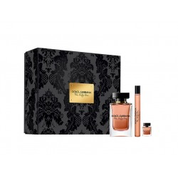 comprar perfumes online DOLCE & GABBANA THE ONLY ONE EDP 100 ML + MINI 7.5 ML + EDP TRAVEL 10 ML SET REGALO mujer