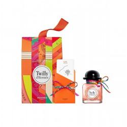 comprar perfumes online HERMES TWILLY EAU DE PARFUM 50 ML + LAZO DE SEDA SET REGALO mujer