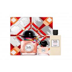 comprar perfumes online HERMES TWILLY EDP 85 ML VAPO + BODY LOCION 80ML + MINI 7.5 ML SET REGALO mujer