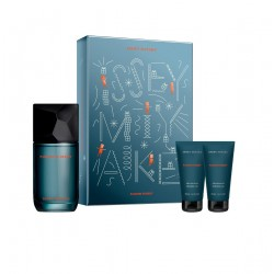 comprar perfumes online hombre ISSEY MIYAKE FUSION D'ISSEY EDT 100ML VP + SHOWER GEL 2 X 50 ML SET REGALO
