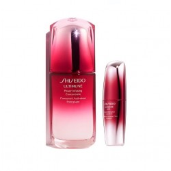 SHISEIDO ULTIMUNE POWER INFUSING CONCENTRATE 50ML + EYE CONCENTRATE 15ML