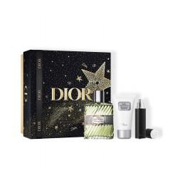 comprar perfumes online hombre CHRISTIAN DIOR EAU SAUVAGE EDT 100 ML + MINI 10 ML + SHOWER GEL 50 ML SET REGALO