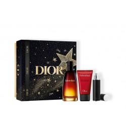 comprar perfumes online hombre CHRISTIAN DIOR FAHRENHEIT EDT 100 ML + MINI 10 ML + SHOWER GEL 50 ML SET REGALO