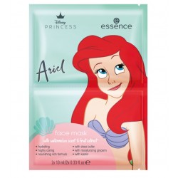 ESSENCE DISNEY PRINCESS MASCARILLA FACIAL ARIEL 2 X 10 ML