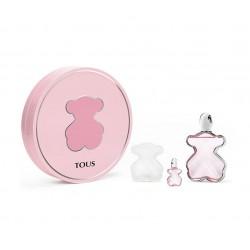 comprar perfumes online TOUS LOVEME EDP 90 ML + MINIATURA 4 ML + OSO CERÁMICA SET REGALO mujer