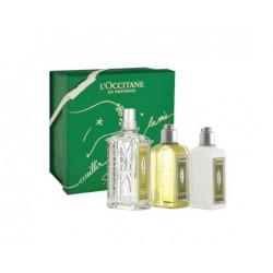 comprar perfumes online L'OCCITANE EN PROVENCE EDT 100 ML + GEL 75 ML + B/LOC ML SET REGALO mujer