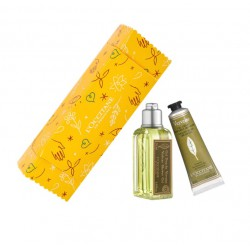 L'OCCITANE EN PROVENCE GEL DUCHA 30 ML + CREMA DE MANOS 30 ML SET REGALO