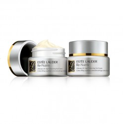 ESTEE LAUDER RE-NUTRIV ULTIMATE LIFT AGE CORRECTING EYE CREME DUO 2 X 15 ML TRAVEL SET