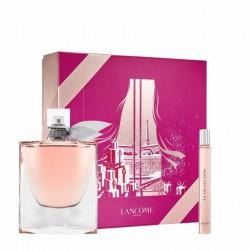 comprar perfumes online LANCOME LA VIE EST BELLE EDP 50 ML + EDP 10 ML SET REGALO mujer