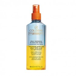 COLLISTAR SPECIAL PERFECT TAN SPRAY AFTER SUN BIFÁSICO CON ALOE VERA 200 ML
