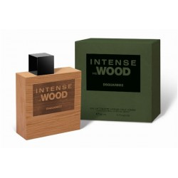 DSQUARED HE WOOD INTENSE EDT 100 ML VAPO
