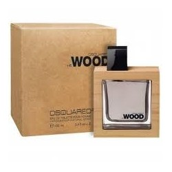 DSQUARED HE WOOD EDT 50 ML VAPO