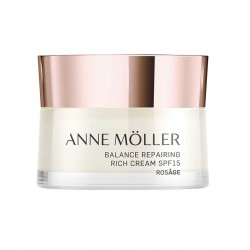 ANNE MOLLER ROSAGE BALANCE REPARING RICH CREAM SPF 15 50 ML