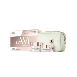 ANNE MOLLER ROSAGE BALANCE REPARING RICH CREAM SPF 15 50 ML + NIGHT CREAM 50 ML + ÁCIDO HIALURONICO 15 ML + NECESET SET REGALO