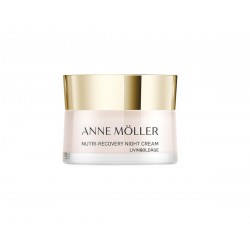 ANNE MOLLER LIVINGOLDAGE NUTRI RECOVERY NIGHT CREAM 50ML