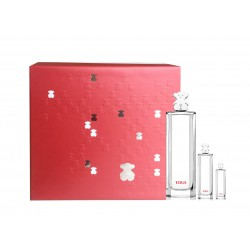 comprar perfumes online TOUS EDT 90 ML + EDT 15 ML + EDT 4.5 ML SET REGALO mujer