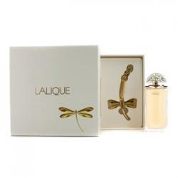 Comprar perfumes online set LALIQUE EDP 100 ML + LLAVERO SET REGALO