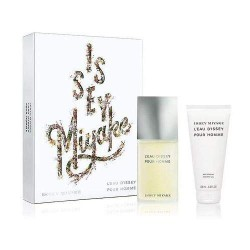 comprar perfumes online hombre ISSEY MIYAKE L´EAU D´ISSEY POUR HOMME EDT 75 ML + SHOWER GEL 100 ML SET REGALO