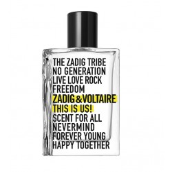 comprar perfumes online unisex ZADIG & VOLTAIRE THIS IS US! EDT 30 ML