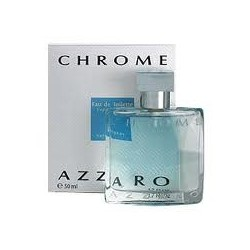 AZZARO CHROME POUR HOMME EDT 100 ML VP.