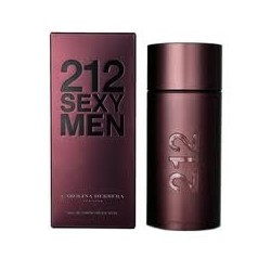 CAROLINA HERRERA 212 SEXY MEN EDT 100 ML VP.