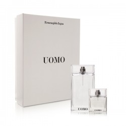 ZEGNA UOMO EDT 100 ML + EDT 30 ML SET REGALO