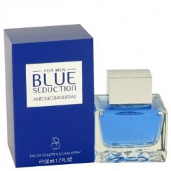 ANTONIO BANDERAS BLUE SEDUCTION EDT 50 ML