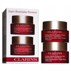 CLARINS SUPER RESTORATIVE REPLENISHING PARTNERS TRAVEL EXCLUSIVE