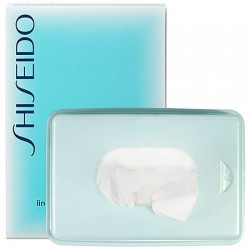 SHISEIDO PURENESS REFRESHING CLEANING SHEETS 30 UDS