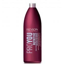 REVLON PROYOU NUTRITIVE SHAMPOO 1000 ML