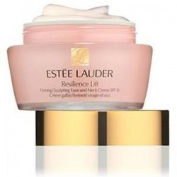 ESTEE LAUDER RESILIENCE LIFT FIRMING/SCULPTING FACE AND NECK CREME SPF15 50ML P/SECAS