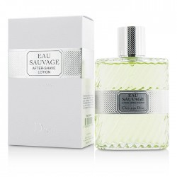 CHRISTIAN DIOR EAU SAUVAGE AFTER SHAVE LOTION 100 ML VAPO