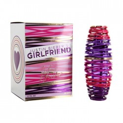 JUSTIN BIEBER GIRLFRIEND EDP 50 ML VP.
