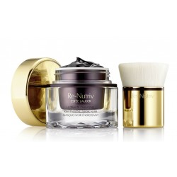 ESTEE LAUDER RE NUTRIV ULTIMATE DIAMOND REVITALIZING NOIR MASK 50 ML + BROCHA KABUKI SET