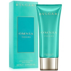 BVLGARI OMNIA PARAIBA BODY LOTION 100 ML