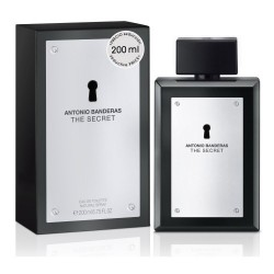 BANDERAS THE SECRET EDT 200 ML VP.