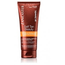 LANCASTER SUN SELF TAN IN SHOWER BODY LOTION 200 ML