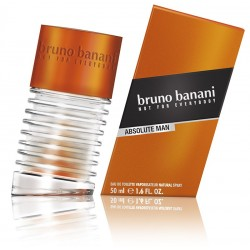 BRUNO BANANI ABSOLUTE MAN EDT 50 ML
