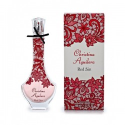 CHRISTINA AGUILERA RED SIN EDP 100 ML