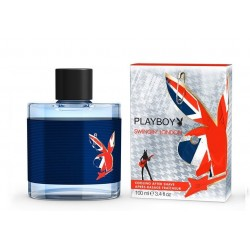 PLAYBOY LONDON SWINGING´LONDON AFTERSHAVE 100 ML