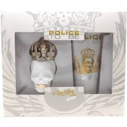 POLICE TO BE QUEEN EDP 40 ML + B/L 100 ML SET REGALO